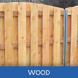 wood fence construction des moines iowa